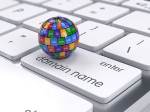 what is a web domain